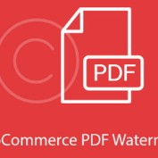 ایجاد واترمارک در فایل های PDF در ووکامرس با افزونه PDF Watermark