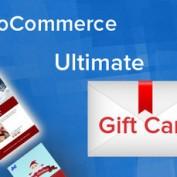 افزونه ساخت کارت هدیه در ووکامرس WooCommerce Ultimate Gift Card