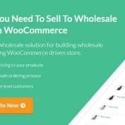 افزونه فروش عمده محصولات در ووکامرس WooCommerce Wholesale Prices Premium