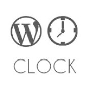 wordpress-clock