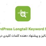 افزونه پیشنهاد کلمات کلیدی قوی برای محتوای وردپرس WordPress Longtail Keyword SEO