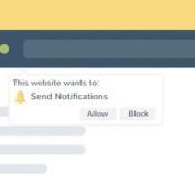 ارسال پوش نوتیفیکیشن یا Push Notification در وردپرس