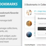 wordpress-user-bookmarks