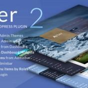 افزونه سفارشی سازی پنل مدیریت وردپرس WpAlter