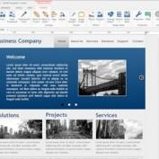 دانلود نرم افزار سایت ساز حرفه ای WYSIWYG Web Builder