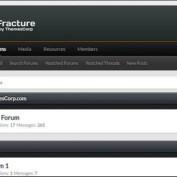 قالب xenFracture برای زنفورو , قالب xenFracture