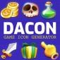 دانلود پکیج آیکون بازی DACON