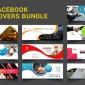 10 کاور فیس بوک به صورت لایه باز برای فتوشاپ Facebook Cover