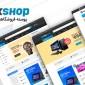 پوسته فروشگاهی چندمنظوره VG Flexshop برای ووکامرس