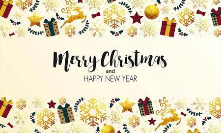دانلود طرح لایه باز کارت تبریک عید و کریسمس