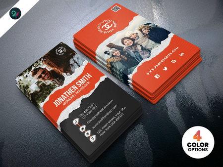دانلود رایگان کارت ویزیت فروشگاه مد و فشن