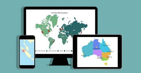 ساخت نقشه در وردپرس با افزونه HTML5 Maps