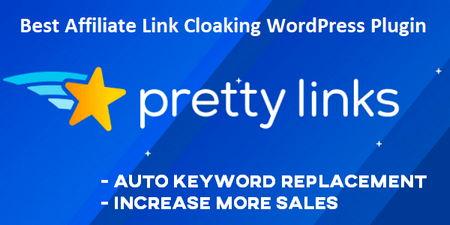 افزونه کوتاه کننده لینک در وردپرس Pretty Links Pro