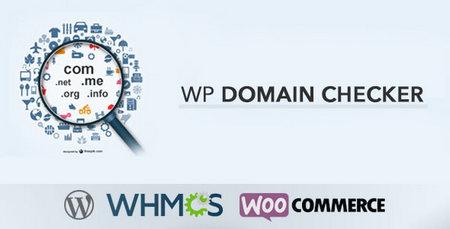 افزونه جستجوی دامنه در وردپرس و فروشگاه ووکامرس WP Domain Checker