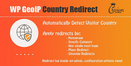افزونه تغییر مسیر بر اساس موقعیت کاربر در وردپرس WP GeoIP Country Redirect