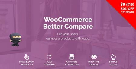 افزونه ایجاد قابلیت مقایسه محصولات در ووکامرس WooCommerce Compare Products