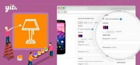 افزونه افزودن ویژگی به محصولات ووکامرس WooCommerce Product Add Ons Premium
