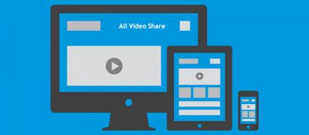 افزونه ویدئو پلیر جوملا All Video Share Pro