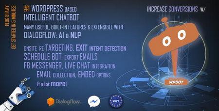افزونه ربات چت برای وردپرس ChatBot for WordPress