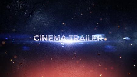 دانلود پروژه آماده افتر افکت ایجاد تریلر فیلم سینمایی Cinema Trailer