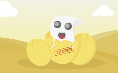 ایچاد فایل htaccess پیشفرض وردپرس