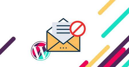 غیرفعال سازی ایمیل به روزرسانی خودکار وردپرس