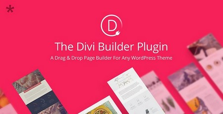 دانلود افزونه وردپرس صفحه ساز پیشرفته Divi Builder نسخه 4.3.2