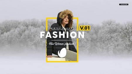 دانلود پروژه آماده افتر افکت معرفی محصولات بازار مد و فشن Fashion Market