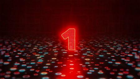 دانلود پروژه آماده افتر افکت شمارش معکوس نمایش لوگو Glitch Countdown Logo