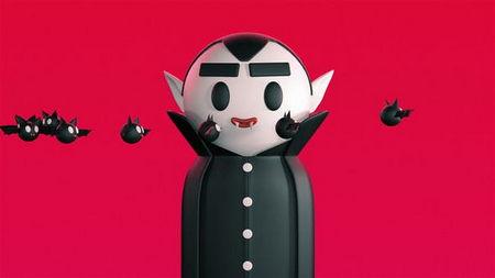 دانلود پروژه آماده افتر افکت کارتونی هالووین Halloween Cartoon Opener