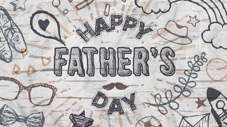 دانلود پروژه آماده افتر افکت تبریک روز پدر Happy Fathers Day