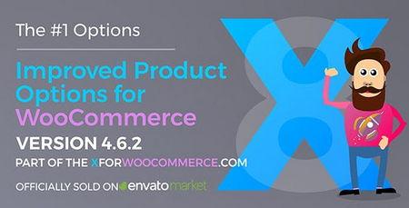 افزونه ویژگی های پیشرفته محصولات متغیر ووکامرس Improved Product Options