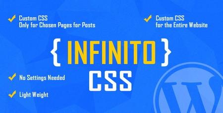 افزودن CSS دلخواه درون نوشته های وردپرس با افزونه INFINITO