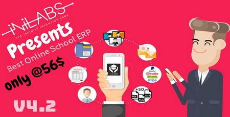 اسکریپت ایجاد سیستم مدیریت مدارس Inilabs School Express