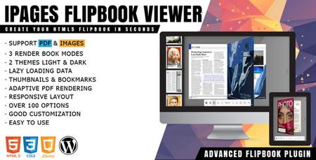 افزونه ایجاد کتاب آنلاین در وردپرس iPages Flipbook