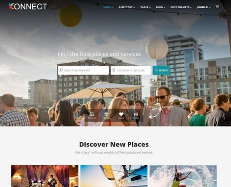 افزونه راه اندازی دایرکتوری مشاغل برای جوملا J BusinessDirectory