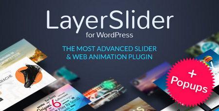 افزونه اسلایدر پیشرفته وردپرس LayerSlider فارسی نسخه 6.8.2