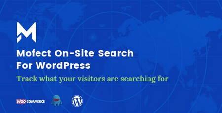 افزونه جستجوی سریع در وردپرس Mofect On Site Search
