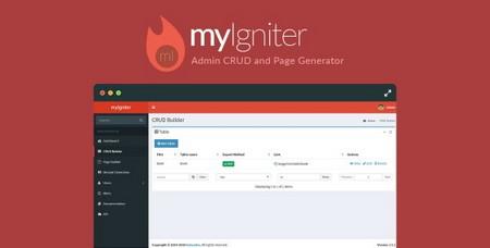 اسکریپت مدیریت اپلیکیشن ها myIgniter