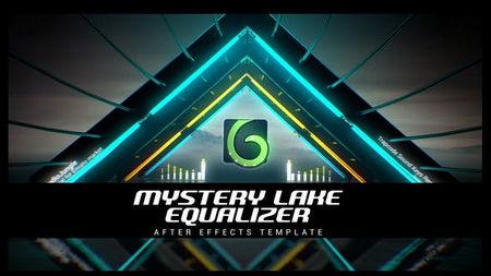 دانلود پروژه آماده افتر افکت اکولایزر Mystery Lake Equalizer