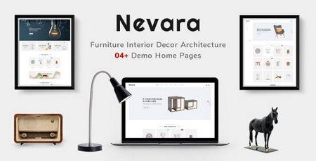 دانلود قالب فروشگاهی Nevara برای اپن کارت