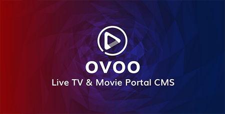اسکریپت راه اندازی پورتال فیلم و تلویزیون آنلاین OVOO