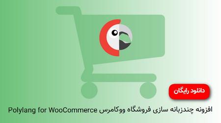 افزونه چندزبانه سازی فروشگاه ووکامرس Polylang for WooCommerce