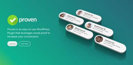 اثبات کاربران توسط حساب اجتماعی در وردپرس با افزونه Proven