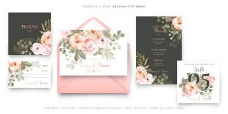 دانلود طرح لایه باز کارت دعوت عروسی