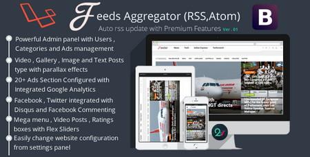 اسکریپت خبرخوان اتوماتیک RSS News Autopilot نسخه 2.7