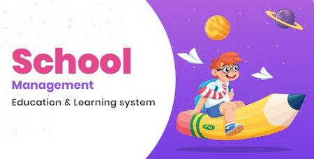 افزونه سیستم مدیریت آموزشی و یادگیری در وردپرس School Management