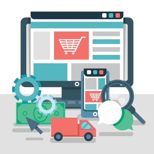 کسب درآمد از اینترنت: فروش اجناس فیزیکی به صورت اینترنتی