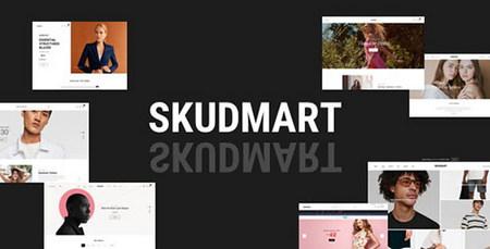 پوسته فروشگاهی و چند فروشندگی Skudmart برای ووکامرس