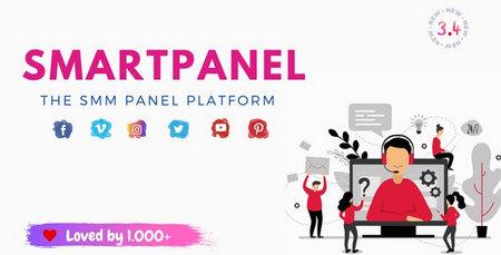 اسکریپت اسمارت پنل | سیستم فروش خدمات SmartPanel